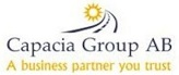 Capacia Group AB Logo